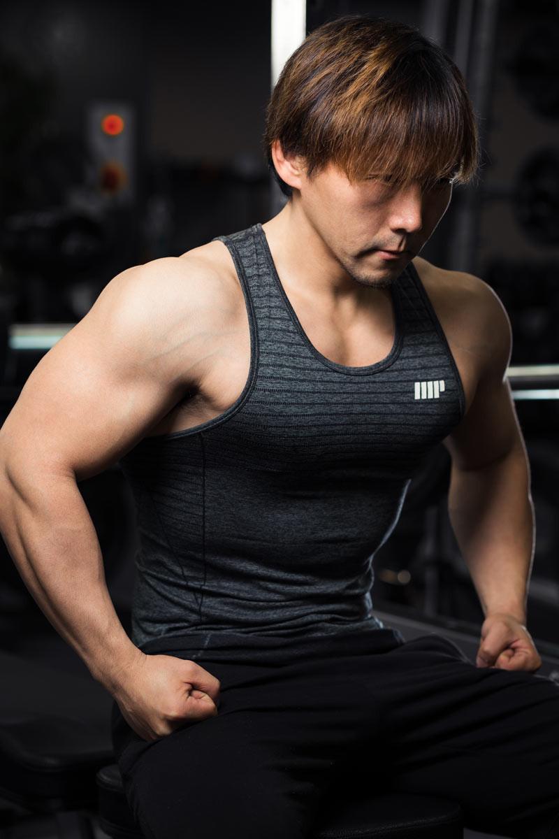 がんちゃん 筋肉