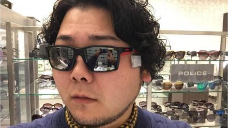 顔が大きいおデブ・デカメンズに似合うサングラスのポイントはこれだ!