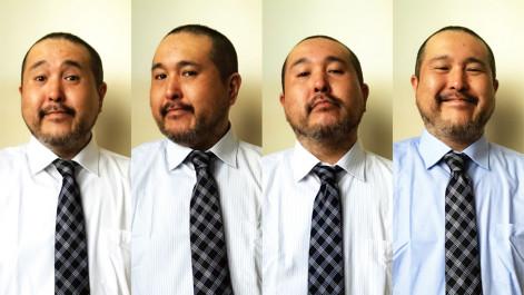 首が太い人必見!首回りが太い【ワイシャツ】は、サカゼン通販でいろいろ選べた!