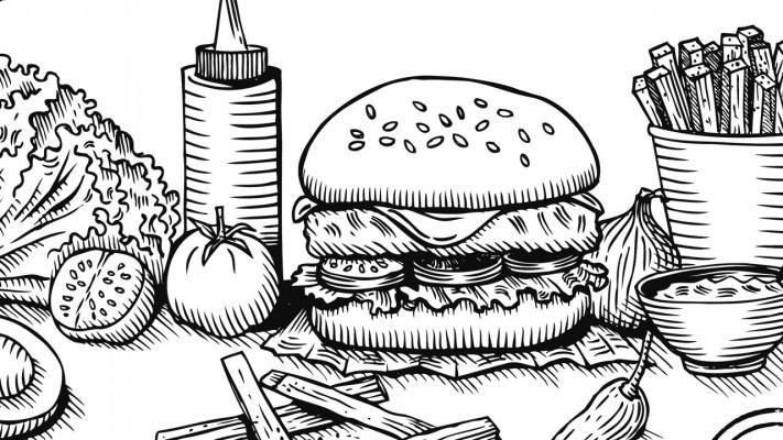 ぽっちゃりメンズが大好きな「【東京】絶品グルメハンバーガー」5選