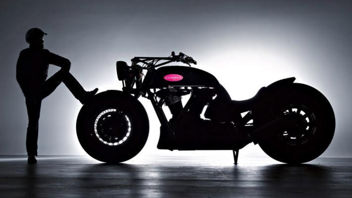 大きさも排気量も想像を絶する!世界一大きいバイク「GUNBUS 410」