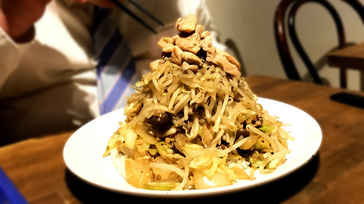 ヘルシー・低カロリーで満腹になる料理!1皿目「野菜炒めアンナプルナ」