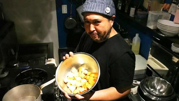 ヘルシー・低カロリーで満腹になる料理!2皿目「ポトフ・タンガニーカ」