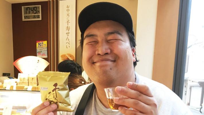 ぽっちゃり街歩きツアー!「神楽坂通り商店街」でオシャレに食べ歩き<後編>