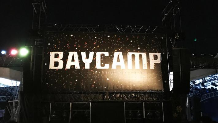 おデブ男子にオススメな音楽フェス「BAYCAMP 2017」に参戦してきた!