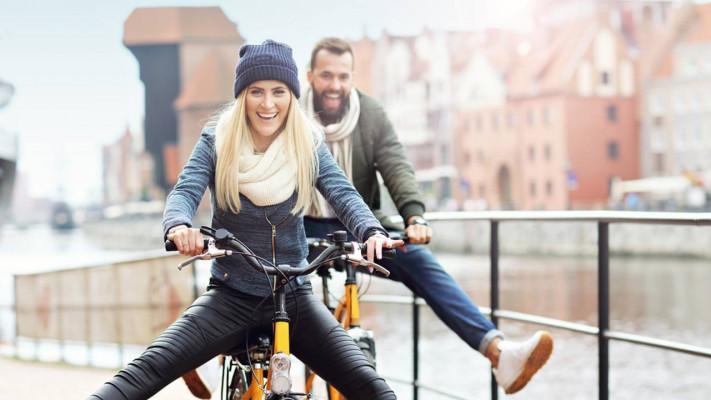 自転車で食べ歩き? 女子も大満足な「ポタリング」デートのススメ