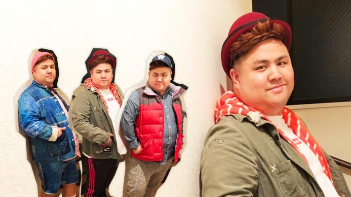 【太っちょ芸人真べぇのファッション通信】「カラフル秋の3コーデ」