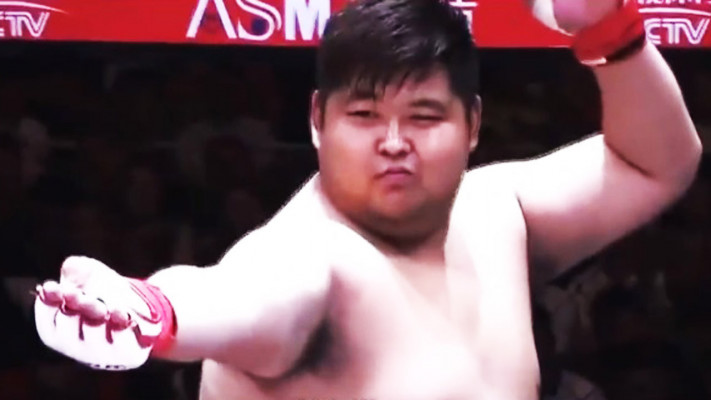 世界のぽっちゃり格闘家を探せ!Vol.1