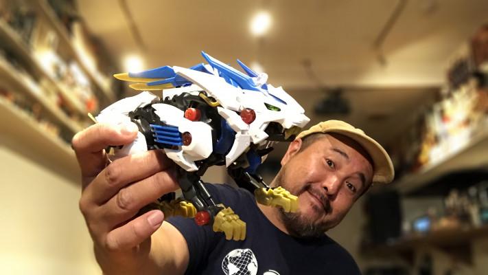 絶賛アニメも放送中! シリーズ35年目の「ゾイドワイルド」の完成度が本気すぎる!