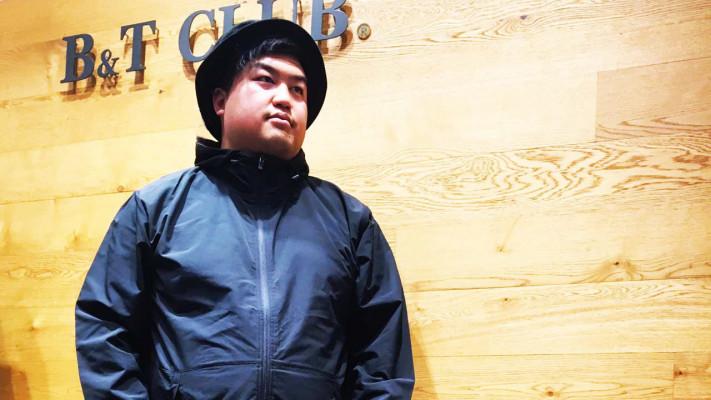【太め・ぽっちゃり男性の春夏ファッション】アウターはアウトドア系で決まり!