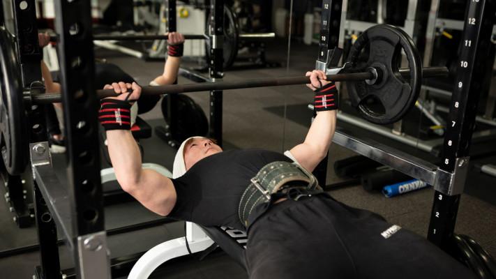 KTMの人生【鍛道】リターンズ第1回「ベンチプレスMAX重量の伸ばし方」