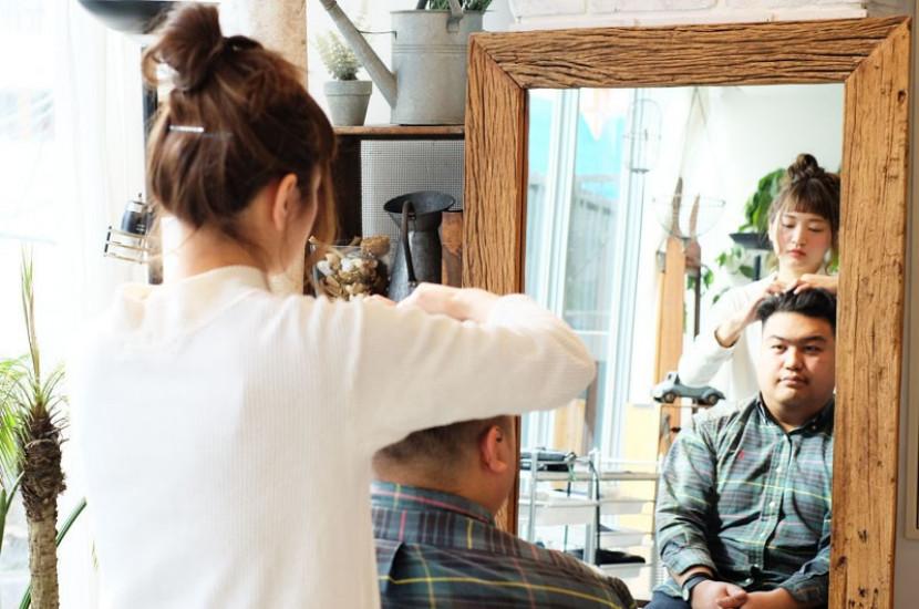 読モ美容師直伝!おデブ男性に似合う髪型&メンズヘアアレンジ